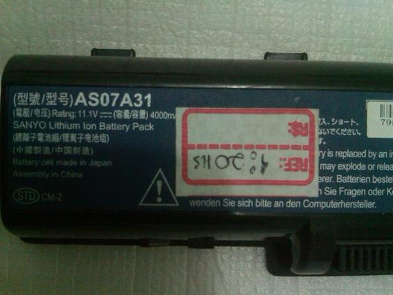 Bateria Acer 2920 4530 4930 5332 5536 5541 As07a31 As07a41 !