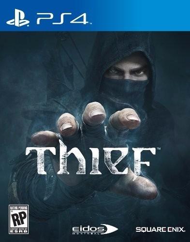 Thief Play 4 Ps4 Novo Original Lacrado Pronta Entrega