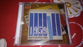 Cd 1959 Jazz