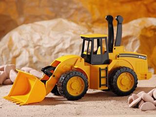 Excavadora De Juguete Cargadora Still Roma Brinqueados