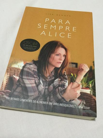 Livro Pra Sempre Alice De Lisa Genova. Novo