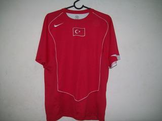 Camisa Selecao Turquia Nike 2004