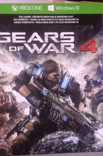 Gears Of War 4 Xbox One Principal