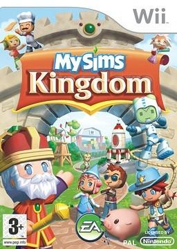 My Sims Kingdom Wii Europa Sistema Pal