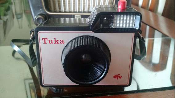 Câmera Fotográfica Tuka Anos 80