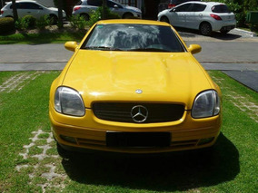 Mercedes Benz C230 Slk Kompressor Roadster Cabrio Impecable!