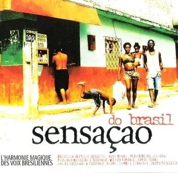 Cd / Sensação Do Brasil = Nova Banda, Pery, Simonal, Kaoma