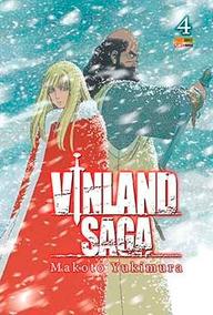 Mangá Vinland Saga 4 Makptp Yukimura Panini Novo Lacrado