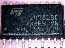 Corrector Factor De Potencia L4981bd Para Inversor 200i/160i