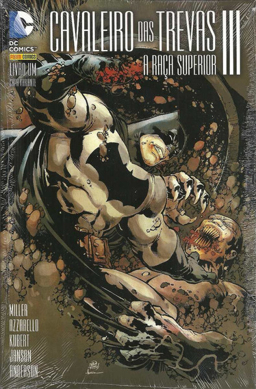 Batman Cavaleiro Das Trevas 3 Livro 1 - Bonellihq Cx105 H19
