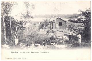Santos - São Vicente - Rancho Pescadores - 18011633