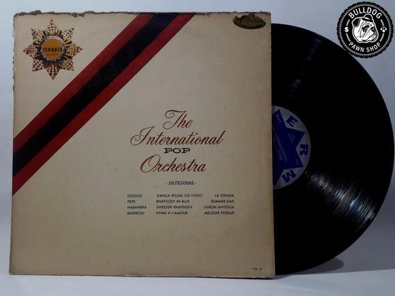 Lp 101 Figuras The Internacional Pop Orchestra - Hc