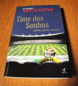 Livro Time Dos Sonhos Em Perfeito Estado