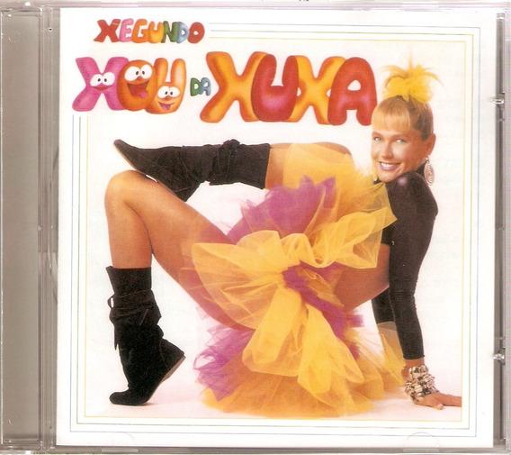 Cd Xou Da Xuxa - Xegundo - Novo***
