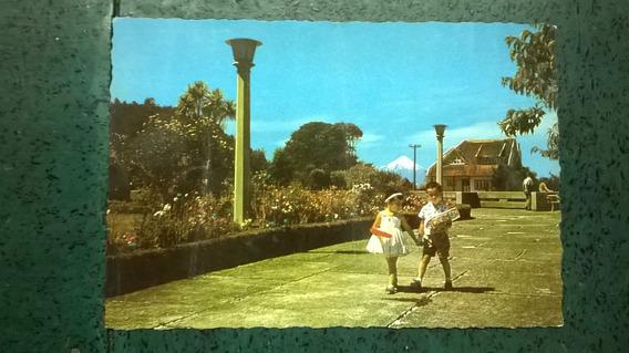 Tarjeta Postal * Jardines Gran Hotel * Puerto Varas * Chile