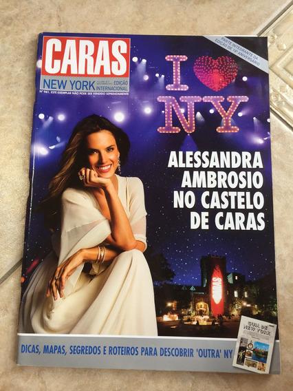 Revista Caras 941 Alessandra Ambrosio Susana Vieira D447