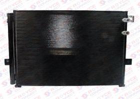 Condensador Volkswagen Amarok Fluxo Paralelo - Novo