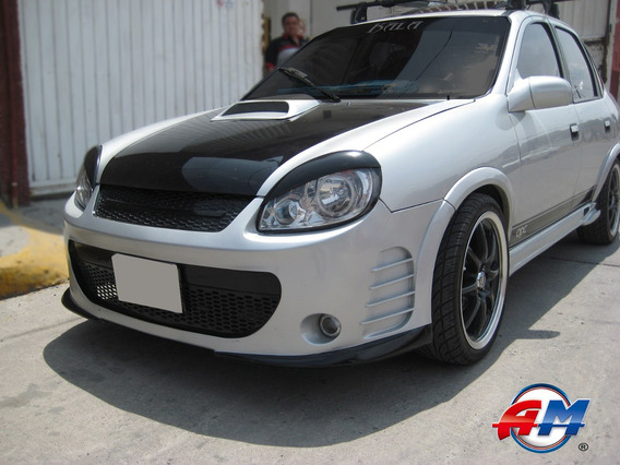 Defensa Fascia Chevy C2 Del K-racer 2004 2005 2006 2007 2008