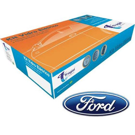Kit Vidro Elétrico Ford F250 F350 F4000 Acima 2000 Fdse021