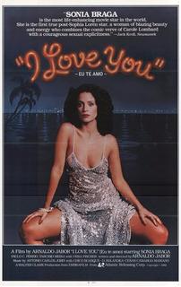 Yo Te Amo ( Eu Te Amo) Sonia Graga - Brasil Dvd