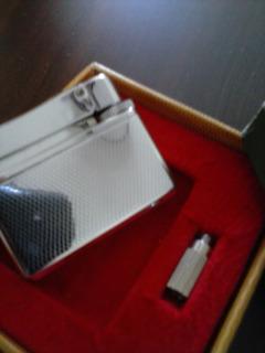 Isqueiro Acendedor Antiguidade Vintage Noble Apex