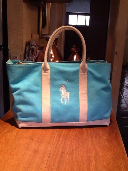 Bolso Ralph Lauren Shopping Bag Auténtico