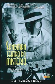 Sandman Teatro Do Mistério - O Tarântula