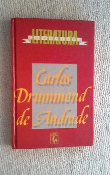 * Literatura Comentada - Carlos Drummond De Andrade - Livro