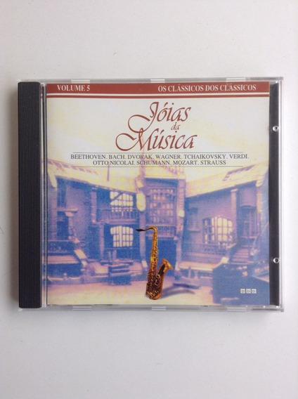 Cd Jóias Da Música Clássicos Dos Clássicos Beethoven Mozart
