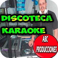 Discoteca Pantalla Gigante Karaoke Promoción Gratis Dj Móvil