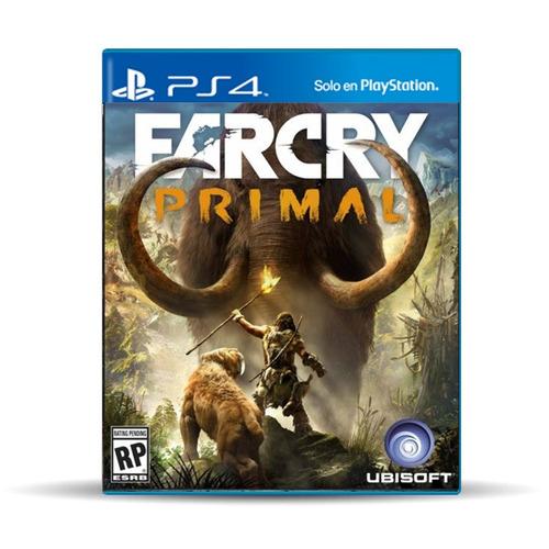Far Cry Primal (nuevo) Físico, Macrotec