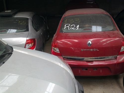 Sucata Peças Acessórios Renault Simbol 2013