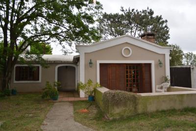 Estupenda Casa En Solymar Sur Con Apto Al Fondo