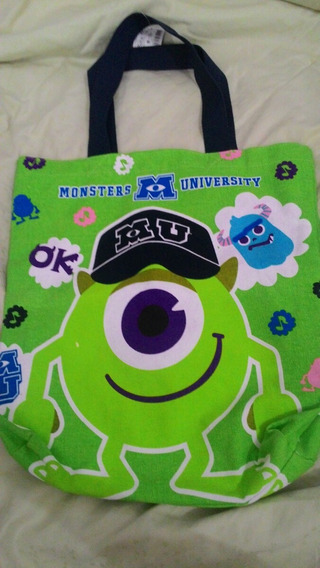 Tote Bag Universidade Monstros (monsters University) Disney