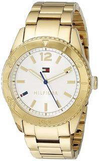 Reloj Tommy Hilfiger 1781268 Mujer Original Agente Oficial