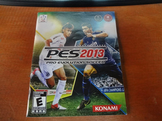 Pes 2013 - Solo Manual - Playstation 3
