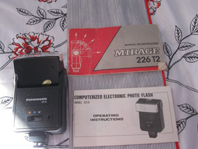 Flash Mirage Modelo 321 A