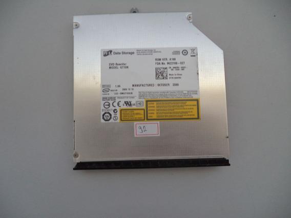 Gravadora Dvd-rw Cd-rw Gt10n 000hv6 Dell Inspiron 1545 Cx86