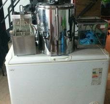 Alquiler De Frezer..anafe.hornos.cafetera.calefactor Hongo