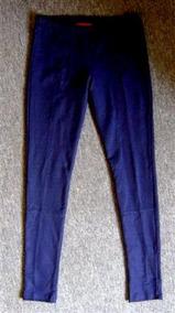 Leggins Tipo Jeans Azul Oscuro. Talla 7...
