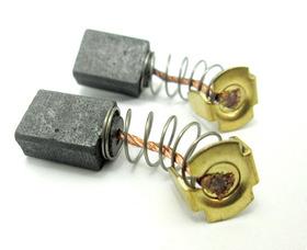 Escova Carvão Politriz Wp1300 Black Decker 220v (par)