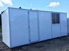 Obradores,modulos Habitacionales,casillas,oficina,pañol ,mas