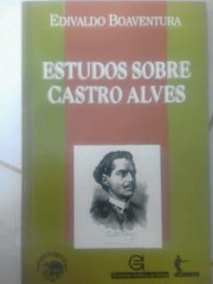 Edivaldo Boaventura Estudo Sobre Castro Alves