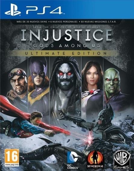 Injustice Gods Among Us - Original 1 - Ps4