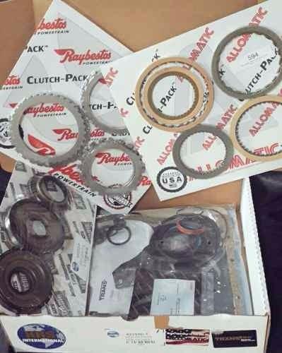 Repuestos Master Kit Y Banner Kit Para Cajas Automáticas