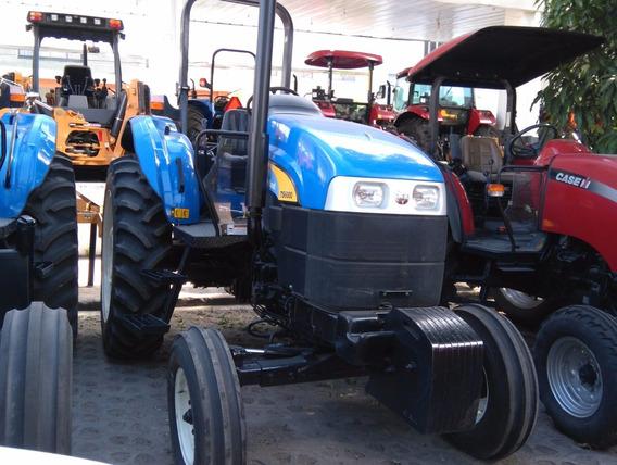 Tractor Agrícola New Holland Ts6000 2wd Seminuevo