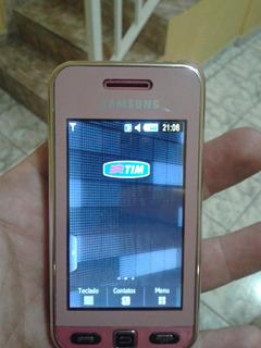 Samsung 5230 Rosa