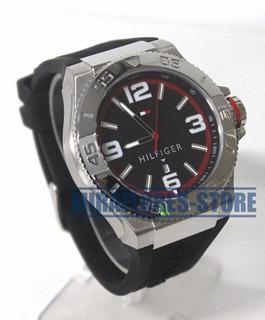 Reloj Tommy Hilfiger 1791034 Acero Deportivo Para Caballero