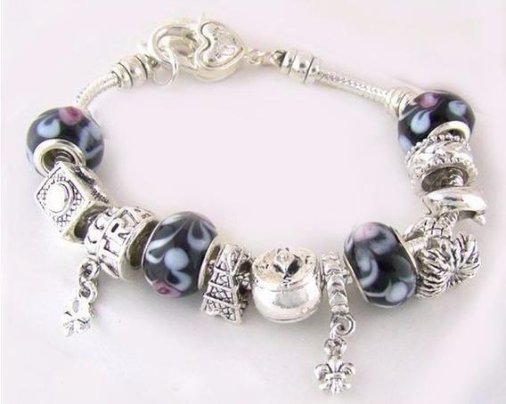 Pulseira Bracelete Pandora Inspired /promoção