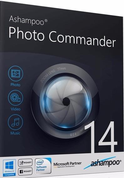 Ashampoo Photo Commander 14 - Edição E Organização De Fotos!